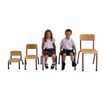 Milan Chair 35cm Seat Height Set of 4
